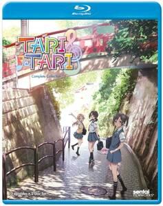 【送料込】タリ タリ 全13話 (北米版 ブルーレイ) Tari Tari blu-ray BD
