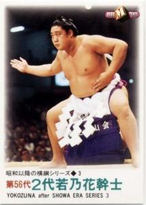 ★トレカ★大相撲★BBM98西版【#093 2代若乃花幹士】★