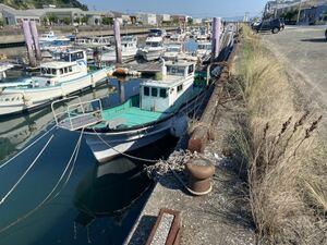 漁船 和船 NO1