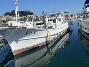 漁船 和船 NO2