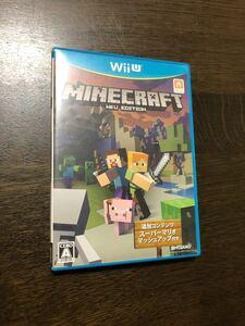 マインクラフト WiiU Minecraft wiiu
