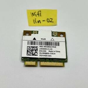 無線Wi-Fiワイヤレスカード・DW1506 MiniPCI Express №02