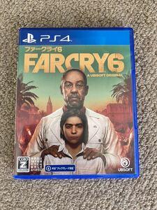 PS4ソフト ファークライ6 美品