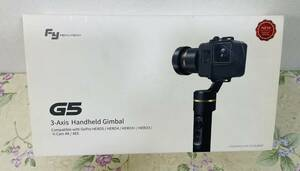Feiyutech G5 (old version) 3 axis gimbalc camera stabilizer not used