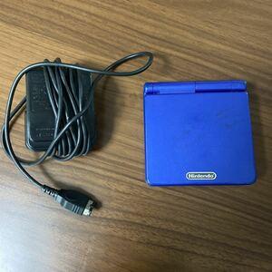 ゲームボーイアドバンスSP ACアダプター