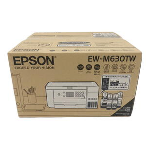 1円【未使用】EPSON エプソン/プリンター/EW-M630TW/77