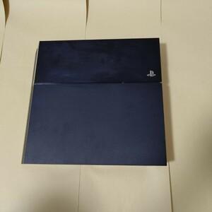 PlayStation 4 本体のみ ブラック PS4 500GB CUH-1000AB01 プレイステーション4 プレステ4