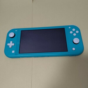Nintendo Switch Lite 本体のみ ターコイズ スイッチライト