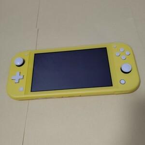 Nintendo Switch Lite 本体のみ イエロー スイッチライト