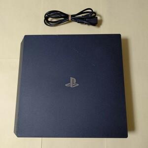 PlayStation 4 Pro 本体のみ PS4 1TB CUH-7100BB01 PS4 Pro ブラック プレステ4