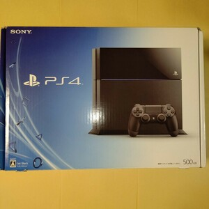 PlayStation 4 本体のみ ブラック PS4 500GB CUH-1100AB01 プレイステーション4 プレステ4