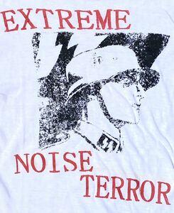エクストリーム ノイズ テラー Tシャツ PUNK パンク ハードコア ノイズ GISM OUTO GAUZE GHOUL LIPCREAM DOOM ディスクローズ レア廃盤
