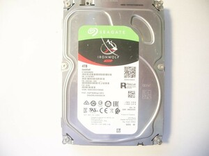 ★☆SEAGATE IronWolf ST4000VN008 4TB HDD 3.5インチ 【ジャンク】☆★