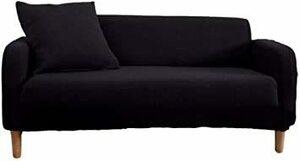 限定価格! ブラック S(90-140cm) NAGAPO(ナガポ) ソファーカバー 3人掛け 2人掛け 1人掛け 肘付きK44I