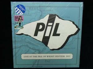 [新品][送料無料] PiL / Live At The Isle Of Wight Festival 2011 [アナログレコード 2LP] Public Image Ltd
