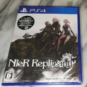 新品未開封 【PS4】 ニーア レプリカント ver.1.22474487139... NieR Repricant