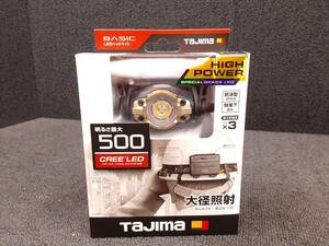 J2607-60★タジマ/Tajima★電池式LEDヘッドライト★LE-F501D
