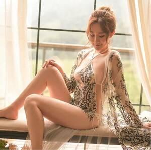 セクシーランジェリー 花柄 透け透け ベビードール ルームウェア レース 高級 コスプレ衣装 3点セット 新品ブラック
