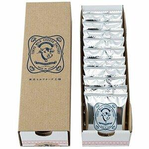 東京ミルクチーズ工場 ソルト&カマンベールクッキー10枚入 ラングドシャ チョコレート お土産 個包装 プレゼント お祝
