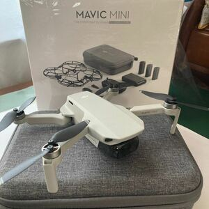 DJI Mavic Mini Fly More Combo (マビック ミニ フライモアコンボ)ドローン カメラ付き