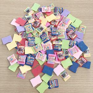 プラパーツ HARIBOパッケージ 119個 お菓子 デコパーツ
