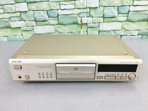 ソニー SONY CDP-XE900 CDプレーヤー ゴールド ジャンク 2110LR113
