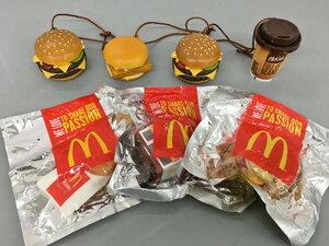 マクドナルド McDonald ハッピーセット フードストラップ ミニチュア フィギュア ミニチュアフード 2110LS132