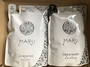 MARU(まる)シャンプー&トリートメント 詰替タイプ 健康の杜
