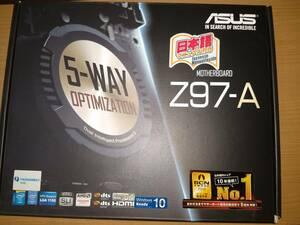 intel i5-4670・CFD DDR3 8GB×2・ASUS Z97-A(CPU メモリ マザボセット)