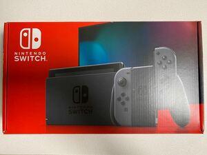 Nintendo Switch ニンテンドースイッチ ニンテンドースイッチ本体 Switch本体 グレー ケースおまけ付き