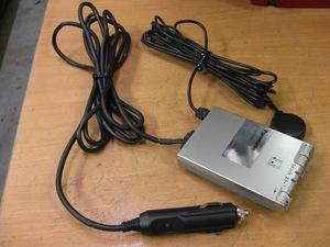 送料無料 綺麗 軽自動車登録 パナソニック ET908D アンテナ分離型 ETC シガーソケット加工(新品)動作確認済 音声? S321G アトレーワゴン