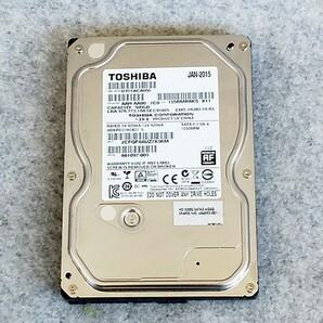 3.5インチHDD 500GB TOSHIBA 使用 197時間 正常判定