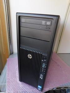 即決 ジャンク JUNK HP Z220 CMT ベアボーン状態/ LGA1155 /Xeon E3 V2 sandy ivy i7 i3 Cel等各種CPU起動確認済 BIOS最新 マザーボード