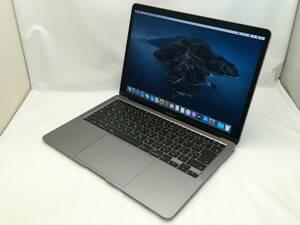 【じゃんぱら博多店】Apple MacBook Air 13インチ 512GB スペースグレイ MVH22J/A (Early 2020)