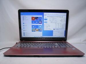 SONY VAIO VJS151C11N Core i3 6100H 2.7GHz 12GB 500GB 15インチ DVD作成 Win10 64bit Office USB3.0 Wi-Fi HDMI [80255]