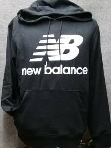 ニューバランス new balance スウェットウェア シャツ パンツ 上下セット フットサルウェア アフターウェア MT03558/MP03558 BLK Mサイズ
