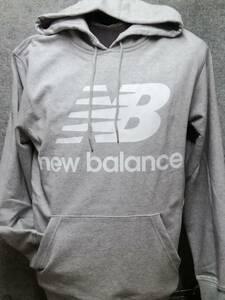 ニューバランス new balance スウェットウェア シャツ パンツ 上下セット フットサルウェア MT03558/MP03558 AG(グレー) Mサイズ