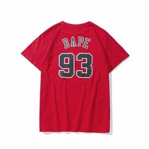 A bathing ape mitchel&ness Tシャツ サイズ 2XL レッド