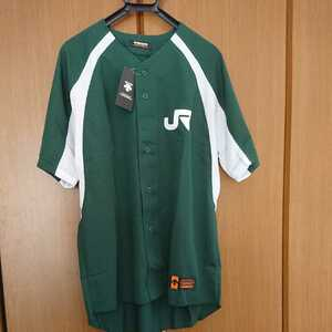 JR 野球 ユニフォーム 未使用品 Oサイズ
