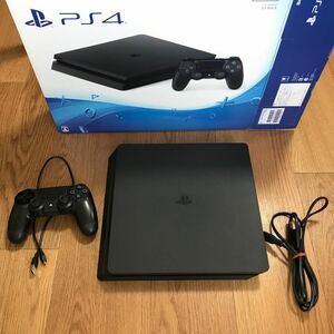 PS4本体 PlayStation4 プレイステーション4 PS4 ジェットブラック