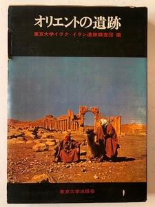 Руины Востока Университет Токио Ирака Иранские руины Научно-исследовательский Департамент Токио Университет Пресс 1965