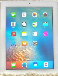 iPad(第3世代)9.7インチ 16GB Wi-Fiモデル