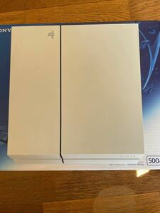 PlayStation4 500GB グレイシャー・ホワイト CUH-1200AB02