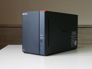 新製品 美品 Buffalo ヘキサコアCPU 2.5GbE搭載 RAID1対応 大容量 8TB(4TB×2) NAS 「LS720D0802」 初期不良対応可