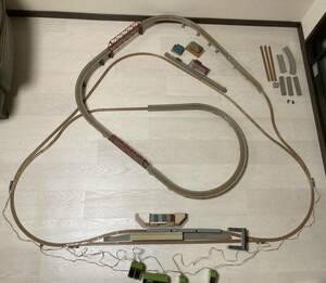 送料無料 トミックス レールセット TOMIX Nゲージ 立体交差 楕円形 鉄道模型 レイアウト ニューパワーユニット 5001