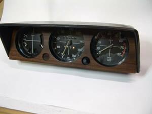 ●BMW2002・2002Turbo オドメーター修理いたします。