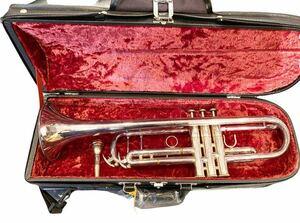 2209 ★動作未確認 ★ジャンク YAMAHA ヤマハ Xeno ゼノ YTR8335UGS トランペット ESTABLISHED 1887 管楽器 吹奏 ハードケース 付き