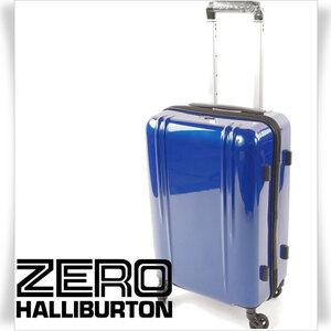 新品1円~★定価6万 ZERO HALLIBURTON ゼロハリバートン USA製 4輪キャリーケース スーツケース 28L TSAロック 機内持込可能 ◆3188◆