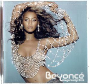 【洋楽CD】Beyonce(ビヨンセ) 『Dangerously In Love』【CD-08308】