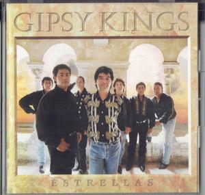【洋楽CD】Gipsy Kings (ジプシー・キングス) 『Estrellas』【CD-08193】